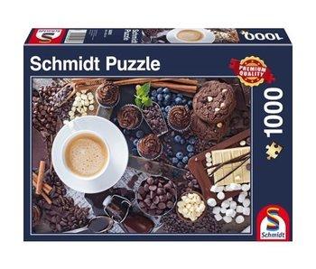 SCHMIDT PUZZLE 1000: SWEET BREAK