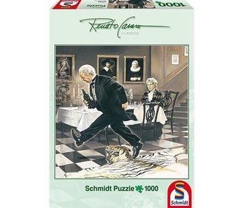 SCHMIDT SCHMIDT PUZZLE 1000: DINNER FOR ONE