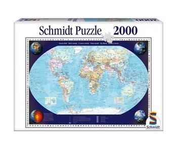 SCHMIDT PUZZLE 2000: OUR WORLD