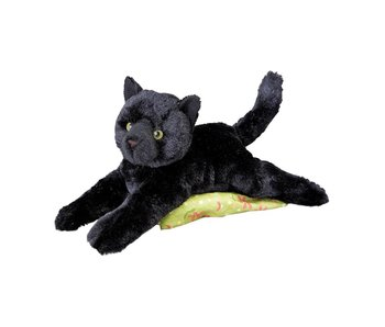 DOUGLAS CUDDLE TOY PLUSH TUG BLACK CAT