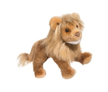 DOUGLAS CUDDLE TOY PLUSH RAJA LION, SMALL CAT