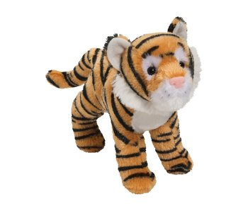 DOUGLAS CUDDLE TOY PLUSH LAVA TIGER CAT