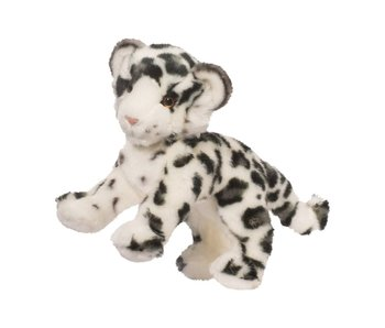 DOUGLAS CUDDLE TOY PLUSH IRBIS SNOW LEOPARD CAT