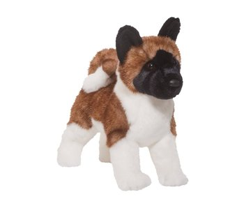 DOUGLAS CUDDLE TOY PLUSH KITA AKITA DOG