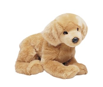 DOUGLAS CUDDLE TOY PLUSH HONEY GOLDEN RETRIEVER DOG