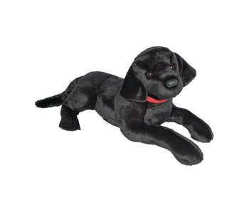 DOUGLAS CUDDLE TOY PLUSH DICKENS BLACK LAB DOG