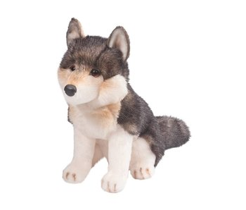 DOUGLAS CUDDLE TOY PLUSH ATKA WOLF DOG