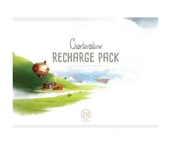 CHARTERSTONE BOARDGAME: RECHARGE PACK (EXPANSION)