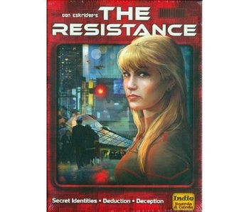 THE RESISTANCE 3RD EDITION GAME