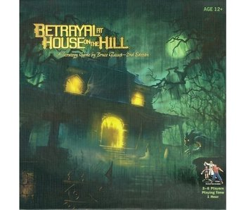 BETRAYAL AT HOUSE ON THE HILL BOARDGAME