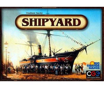 SHIPYARD BOARDGAME