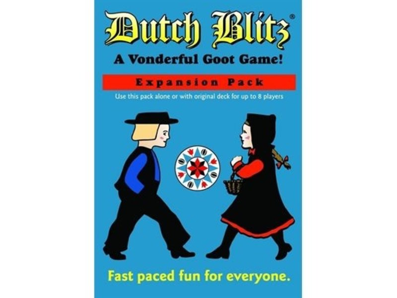 Dutch Blitz Card Game Expansion Pack Endeavours And Thinkplay