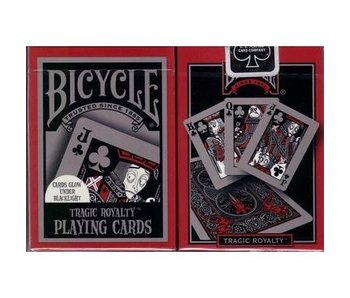 BICYCLE PLAYING CARDS: TRAGIC ROYALTY