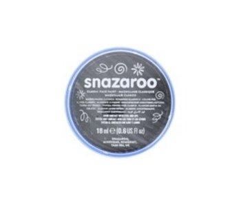 SNAZAROO FACE PAINT 18ML DARK GREY