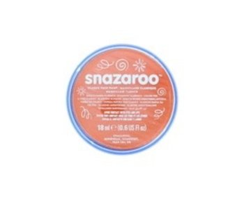 SNAZAROO FACE PAINT 18ML ORANGE
