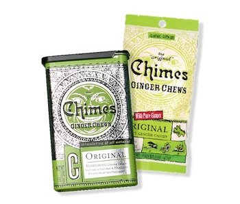 CHIMES GINGER CHEWS CANDY MINI BAG ORIGINAL