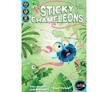 STICKY CHAMELEONS GAME