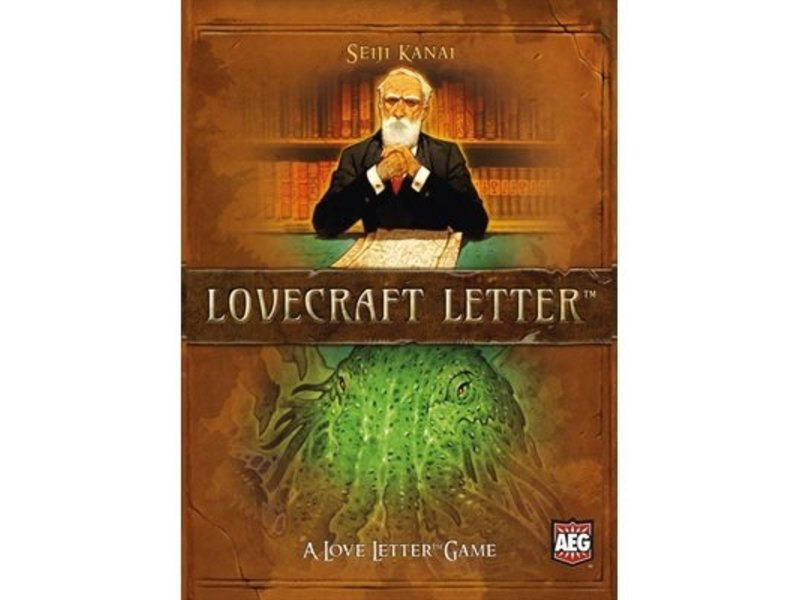 LOVECRAFT LETTER: A LOVE LETTER GAME