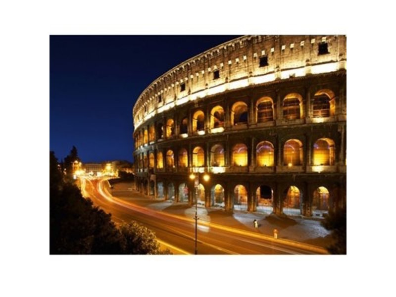 SCHMIDT PUZZLE 1000: COLOSSEUM BY NIGHT