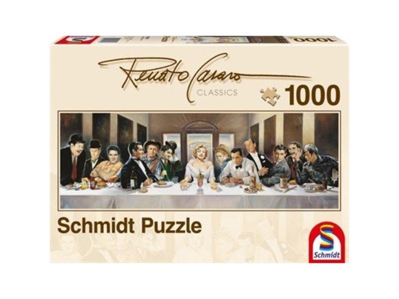 SCHMIDT SCHMIDT PUZZLE 1000: INVITATION