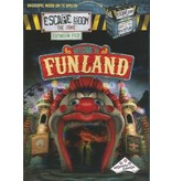 ESCAPE ROOM THE GAME: WELCOME TO FUNLAND EXPANSION PACK