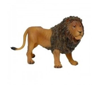 PAPO FIGURINE LION, LARGE
