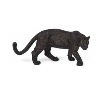 PAPO FIGURINE BLACK JAGUAR