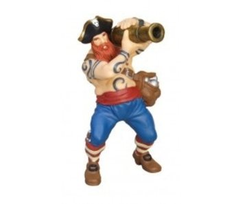 PAPO FIGURINE CANNON PIRATE