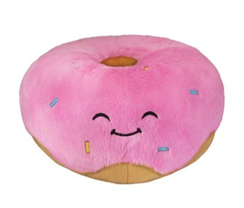 SQUISHABLE COMFORT FOOD PINK DONUT
