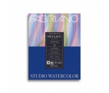 FABRIANO STUDIO WATERCOLOUR 50 SHEETS 11*14 COLD PRESS WATERCOLOR PAPER 25% COTTON