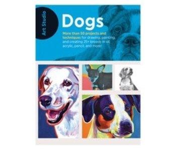 ART STUDIO BOOK - DOGS