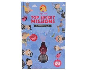 TIGER TRIBE DETECTIVE SET: TOP SECRET MISSIONS
