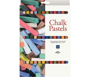 PROART CHALK PASTELS 36 SET