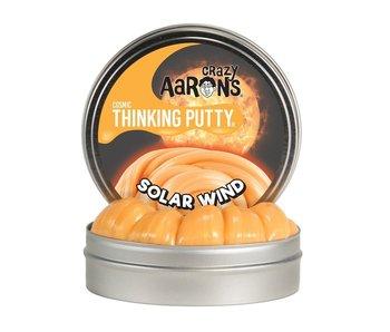 "CRAZY AARON'S THINKING PUTTY 4"" TIN SOLAR WIND"