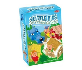 3 LITTLE PIGS AND THE BIG BAD WOLF: 3D ACTION GAME