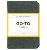 THE GO-TO NOTEBOOK WITH MOHAWK PAPER DOTTED CHARCOAL