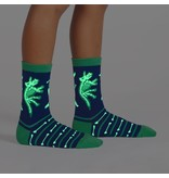 THINKPLAY SOCK IT TO ME: YOUTH CREW SOCKS - ARCH-EOLOGY