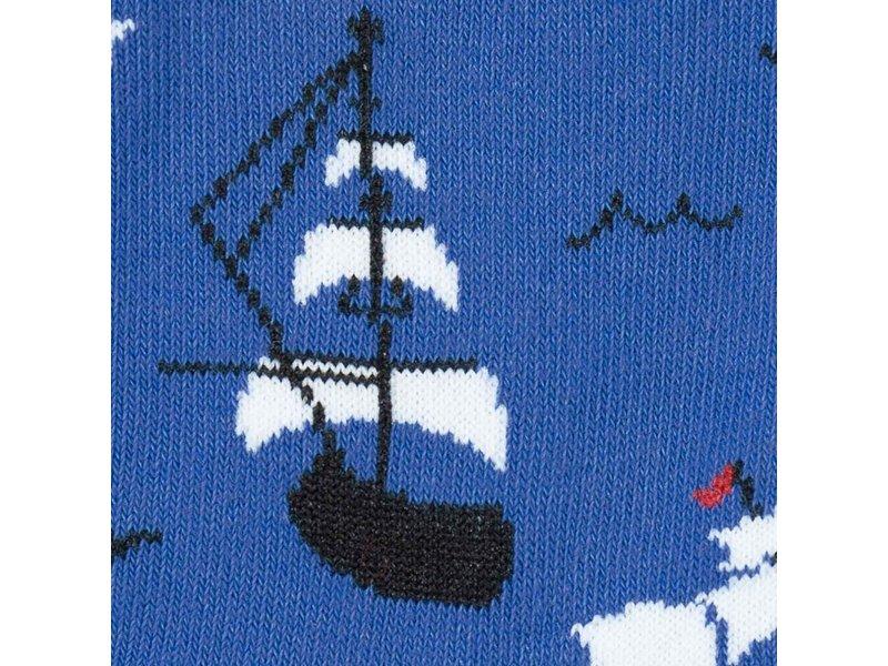 THINKPLAY SOCK IT TO ME: YOUTH CREW SOCKS - SHIP SHAPE
