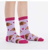 THINKPLAY SOCK IT TO ME: YOUTH CREW SOCKS - HEDGEHOG HEAVEN