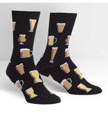 THINKPLAY SOCK IT TO ME: WOMENS CREW SOCKS - PROST!
