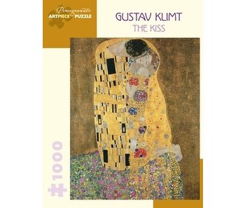 POMEGRANATE ARTPIECE PUZZLE 1000 PIECE: GUSTAV KLIMT THE KISS