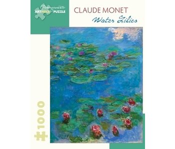 POMEGRANATE ARTPIECE PUZZLE 1000 PIECE: CLAUDE MONET WATER LILIES