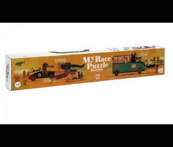 PUZZLE - MY RACE