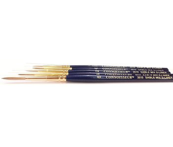 CONNOISSEUR GOLD SABLE MIX BRUSH LINER #2/0