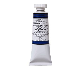 M. GRAHAM WATERCOLOUR 15ML PHTHALOCYANINE BLUE (RS)