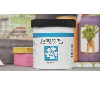 DANIEL SMITH WATERCOLOR GROUND 16OZ TITANIUM WHITE