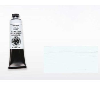 DANIEL SMITH WATER SOLUBLE OIL 37ML MIXED WHITE