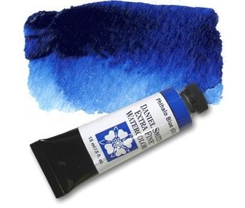 Daniel Smith 15ml Phthalo Blue (Gs) Extra-Fine Watercolor