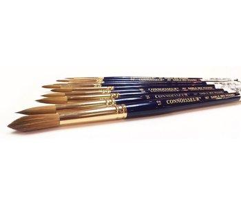 Connoisseur Sable Mix Brush Round #4