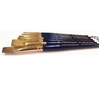 Connoisseur Sable Mix Brush Bright #4